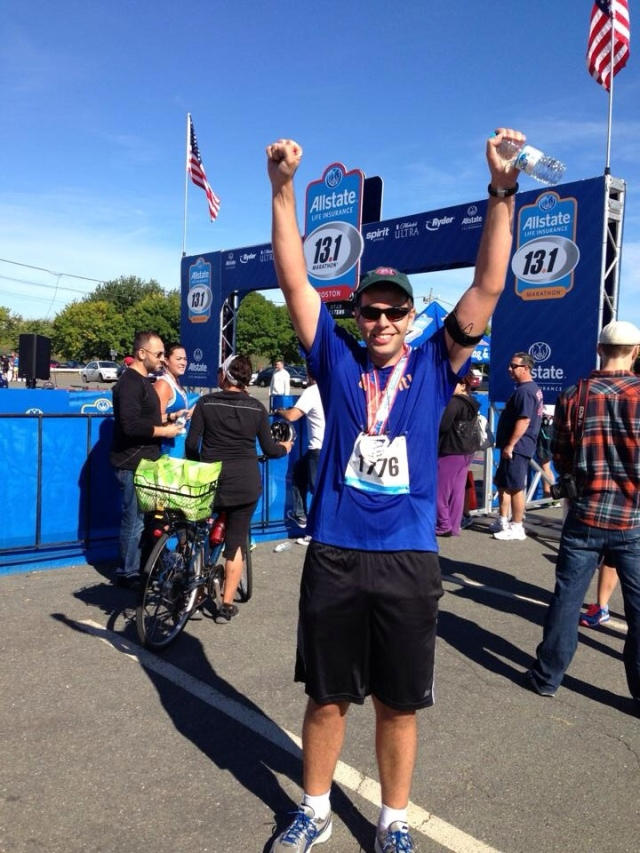 Patrick Half Marathon