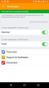 App Control (Runkeeper)