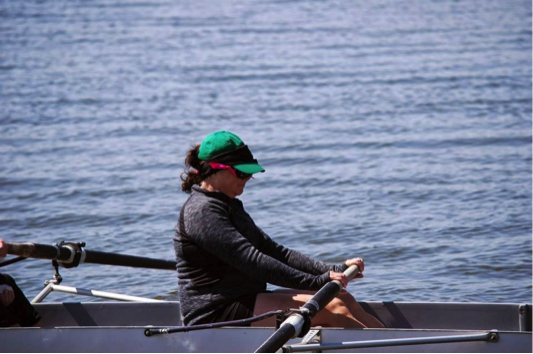 Glenda Rowing