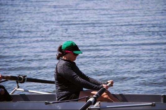 Glenda Rowing