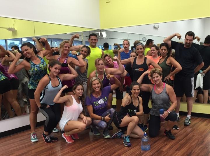 Bonnie Gym Team